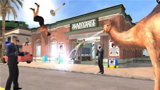 模拟山羊收获日手机版