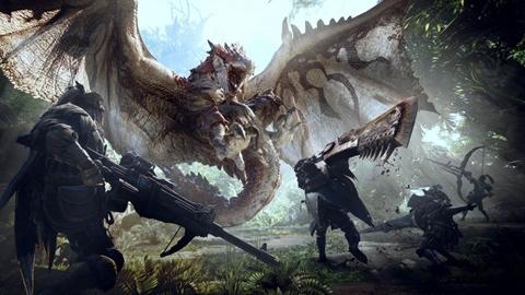 怪物猎人世界破解版下载