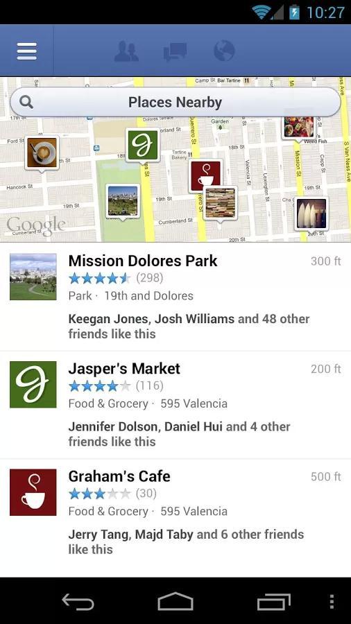 facebook手机版客户端