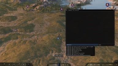 骑马与砍杀2开发者控制台作弊器mod