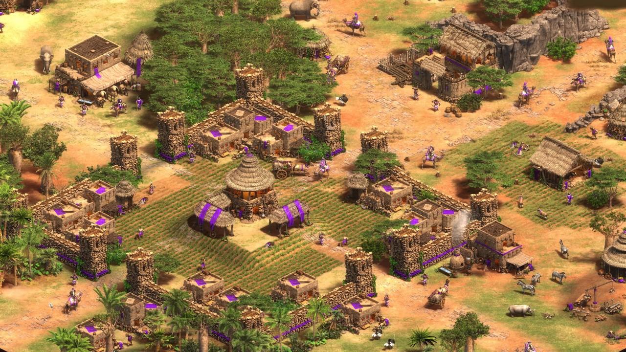 帝国时代2决定版修改器风灵月影版