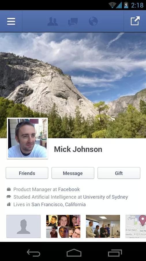 facebook安卓下载最新版苹果版