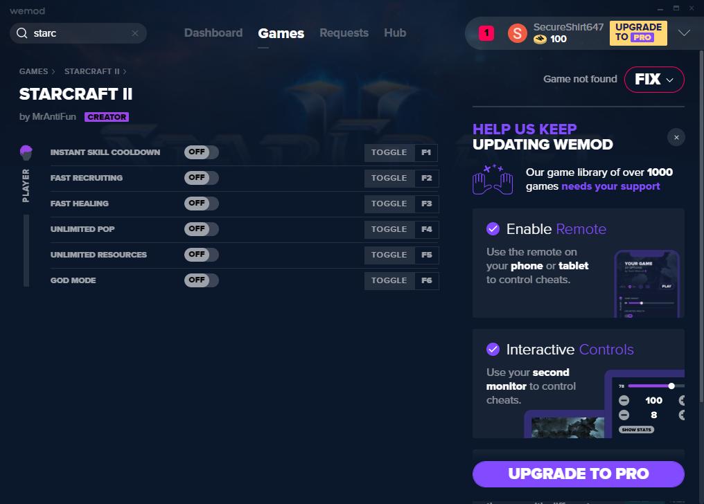 星际争霸2虚空之遗修改器最新版