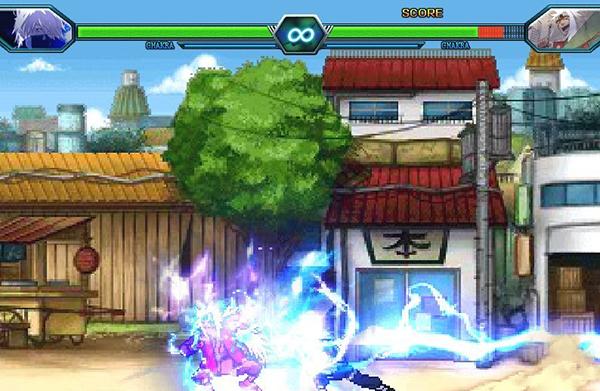 火影忍者vs死神4.0破解版下载