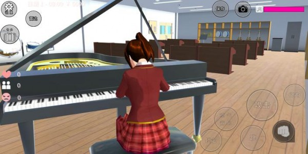 樱花校园模拟器2021版中文版最新版下载