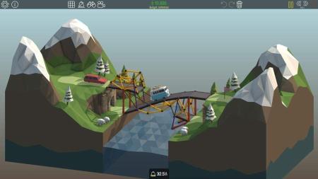 造桥模拟器steam调中文