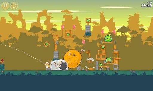 愤怒的小鸟游戏下载安装IOS版
