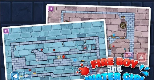 森林冰火人手机版双人游戏