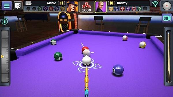3D台球中文版手机下载
