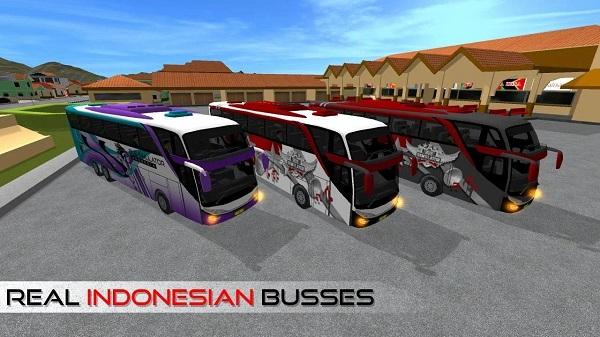 印尼巴士模拟器中文版下载