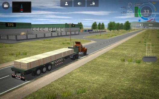 大卡车模拟器2汉化版