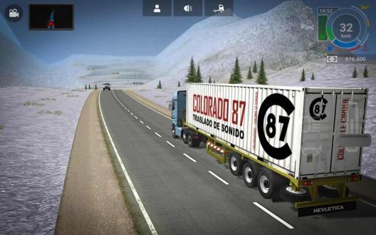 大卡车模拟器2中文版下载