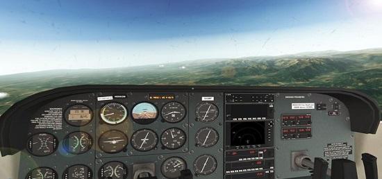 真实飞行模拟器汉化版