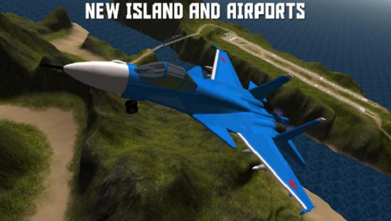 简单飞机1.8