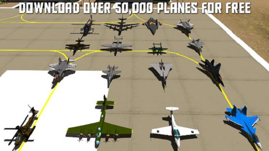 简单飞机下载