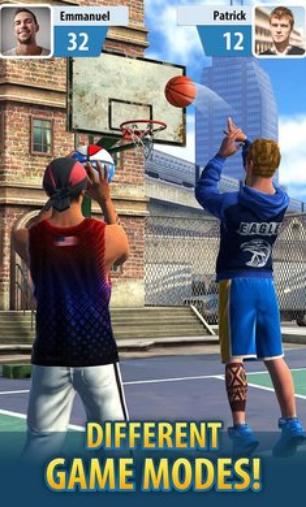 篮球明星IOS版