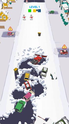 清理道路游戏