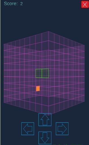 3D贪吃蛇诺基亚六边形