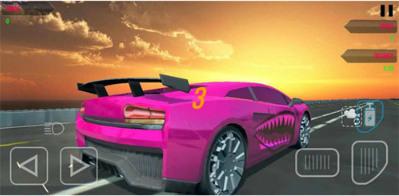 公路之王交通赛车游戏破解版安卓版