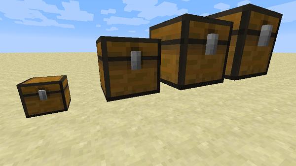 我的世界巨型储物箱mod下载