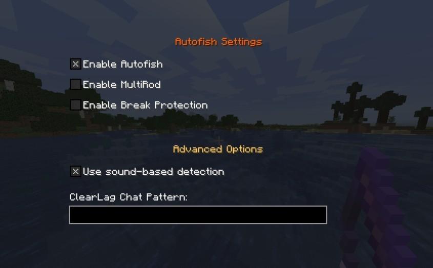 我的世界自动钓鱼mod下载