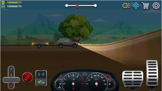 卡车司机模拟器2020破解版苹果版