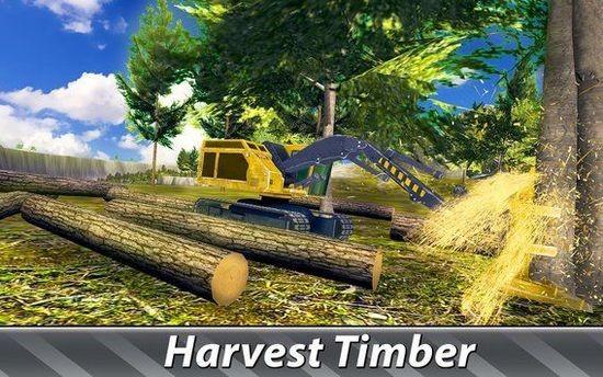 锯木车司机模拟器2破解版苹果版