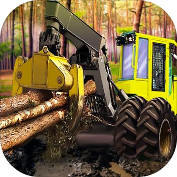 锯木车司机模拟器2破解版
