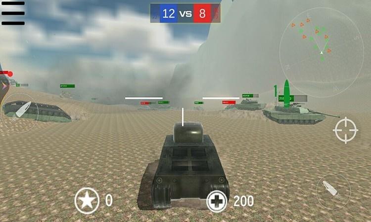 坦克狙击战最新版安卓版