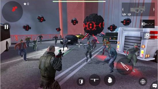 地球守卫小队游戏IOS版