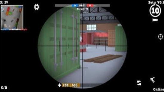 人类射击战场最新中文版苹果版