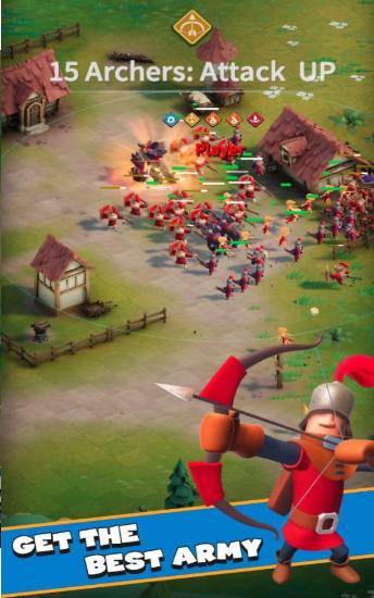 古代战役最新修改版v2.3IOS版
