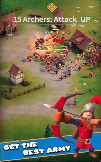 古代战役最新修改版v2.3苹果版