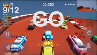 微型赛车安卓版游戏IOS版