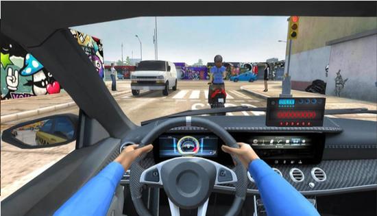 出租车驾驶模拟2020中文版最新版本IOS版
