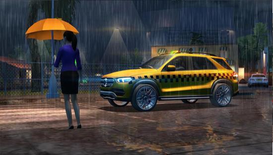 出租车驾驶模拟2020中文版最新版本苹果版