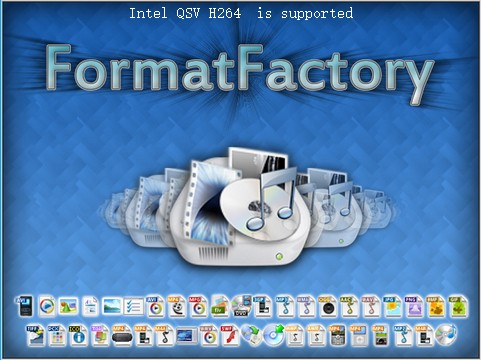 格式工厂官方正式版下载