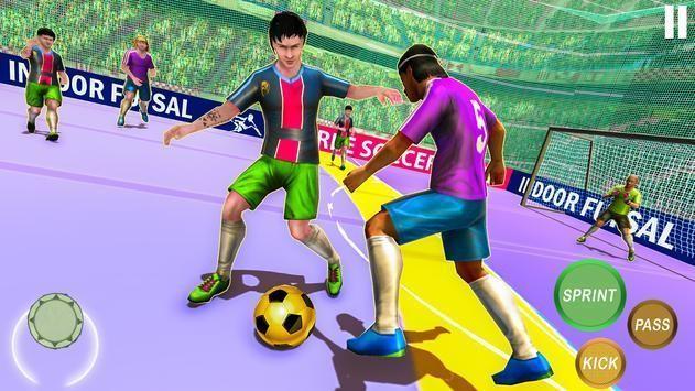 室内足球联赛2021苹果版
