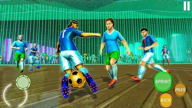 室内足球联赛2021IOS版
