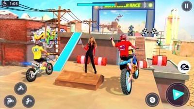 特技自行车高手安卓版苹果版