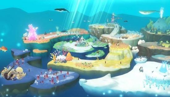 深海水族馆世界破解版IOS版