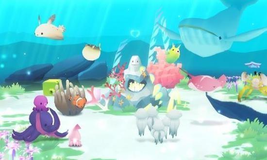 深海水族馆世界破解版安卓版