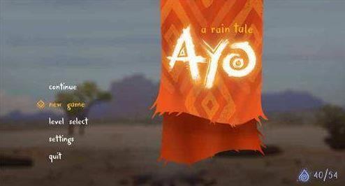 ayo:雨的传说游戏官方版苹果版