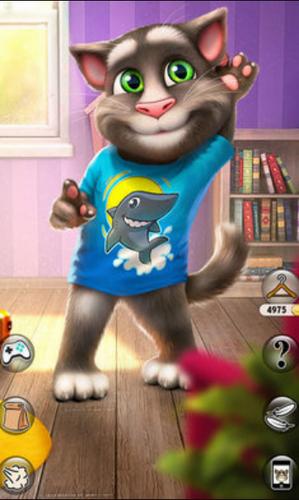 会说话的汤姆猫2IOS版