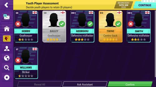 足球经理2020苹果版