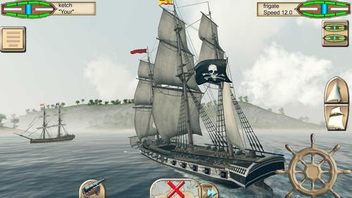 海盗加勒比海亨特安卓版