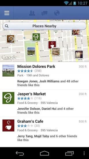 facebook安卓版客户端IOS版
