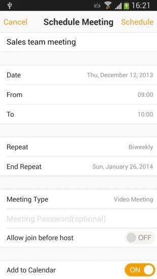 zoom cloud meeting最新版苹果版
