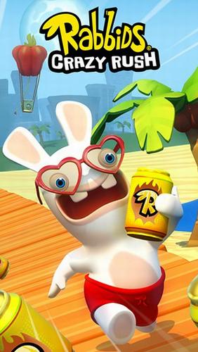 疯狂兔子无敌跑跑IOS版