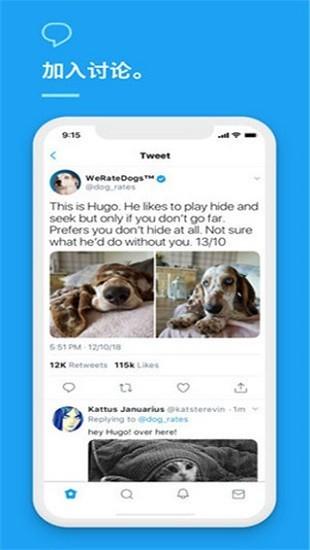 twitter苹果手机IOS版